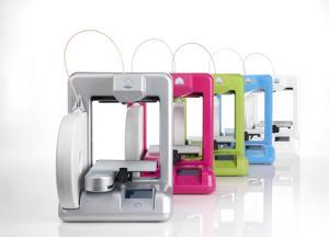 Werkzeug: Der Cube. Bild: 3D Systems