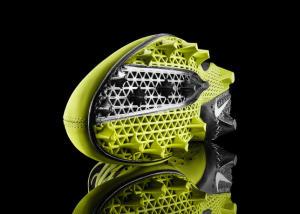 Nur im SLS-Verfahren zu fertigen: Die neue Schuhsohle </br>(Bild: Nike)