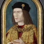 Ältestes erhaltenes Portrait von König Richard III
