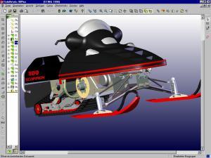 SolidWorks 98+: Echtes Windows-CAD