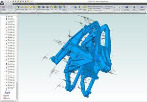 Geomagic Design entstand aus Alibre (Bild: 3D Systems)