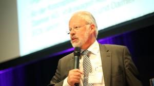 Prof. Katzenbach auf dem Prostep-Symposium (Bild: Prostep iViP)