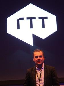 Ludwig A. Fuchs, RTT-Vorstand und -mitbegründer, ist zufrieden mit der Entwicklung seines Unternehmens.