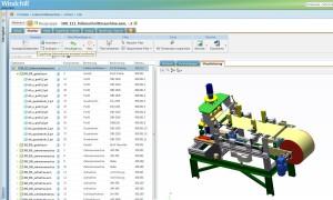 Visualisierung inklusive: PDM Essentials enthält eine Creo-Lizenz