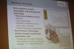 Angriff auf SolidWorks: Bulk-Übernahme von CAD-Daten