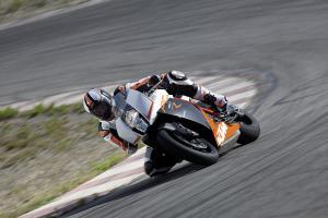 Straßenmotorräder von KTM haben große Zuwachsraten