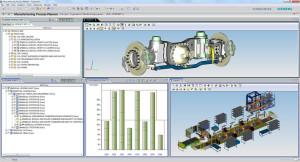 Tecnomatix: Fabrikplanungssoftware ist auch in China auf dem Vormarsch. (Bild: Siemens)