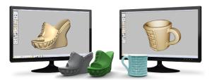 Cubify Sculpt: Organische Formen schnell erstellt (Bild: 3D Systems)