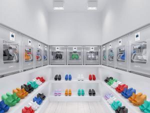 Der Schuhladen der Zukunft? (Bild: Cubify/3D Systems)