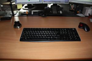 Kabellos und ergonomisch - meine Idealkombination.