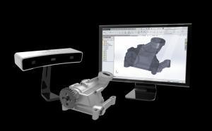 Neue Bundles aus Scanner und Software von 3D Systems (Bild: 3D Systems