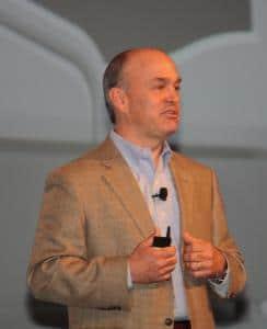 Baut sein Unternehmen zielstrebig aus: PTC-CEO Jim Heppelmann