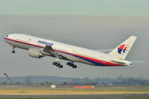 Um dieses Flugzeug geht es, das als Flug MH370 verschwand (Bild: Wikimedia)