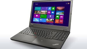 Zum Glück auch noch mit Windows 7 erhältlich: Das Thinkpad W540.