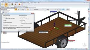 Die grafische 3D-Messung liefert eine Vielzahl von Informationen.