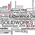 Bechtle SolidWorks-Kundentag - Erster Blick auf SolidWorks 2015