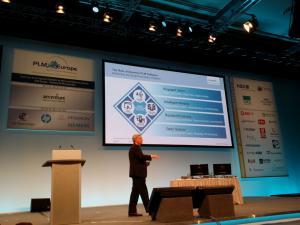 Grindstaff sieht vier Schwerpunkte, auf denen die Entwicklung der Siemens PLM-Lösungen basiert.