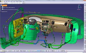 Catia V5-6R2014 bringt viele Neuerungen der V6-Plattform auf die V5 (Alle Bilder: Infinities1st).
