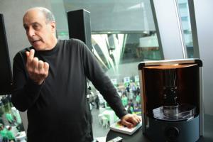 Carl Bass präsentierte den Spark 3D-Drucker auf der Autodesk University in Darmstadt.