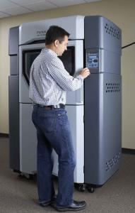 3D-Drucker finden immer neue Anwendungsgebiete (Bild: Stratasys)