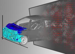Im Projekt Vavid werden Methoden entwickelt, um die enormen Datenmengen zu bewältigen, die in ingenieurtechnischen Branchen anfallen.