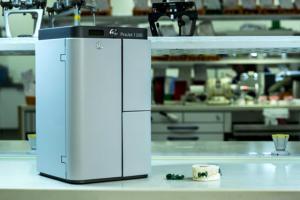 Auf den Projet 1200 können Anwender von 3D Sprint lokal zugreifen (Bild: 3D Systems).