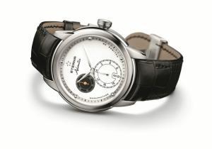 """In der 2012 vorgestellten Uhrenserie """"Adventic"""" von Eterna tickt das selbstproduzierte Automatikkaliber (Uhrwerk) 3843 (Bild: Dassault Systèmes)."""