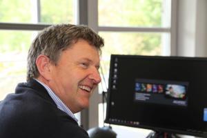 Henning Bitter, Geschäftsführender Gesellschafter der Acatec Software GmbH