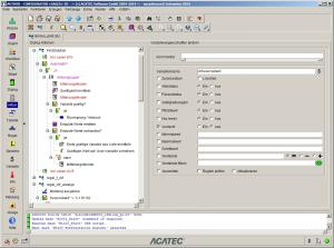 Im grafischen Regeleditor lässt sich das Regelwerk für die Konfiguration komfortabel erstellen.