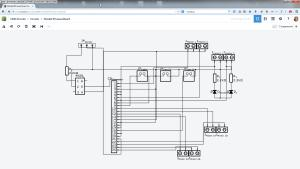 Circuits.io: Mein Favorit mit kleinen Schwächen in der Sachaltplandarstellung.