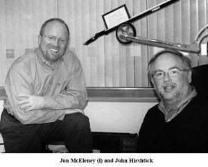 John McEleney und Jon Hirshtick, die beiden ersten CEOs von SolidWorks (Bild: Renee Garrelick Oral History Program).