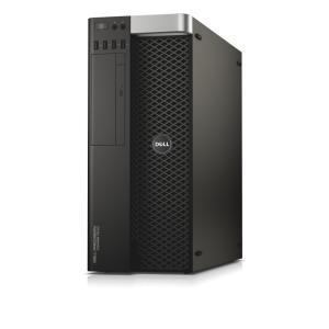 Die zweistufige Frontplatte lässt das Gehäuse schlank wirken, der rechte Bereich dient komplett als Lufteinlass (Bild: Dell).
