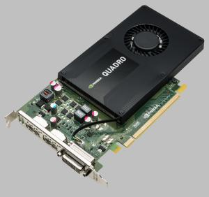 Nvidia Quadro K2200: Lewistungsstark für CAD, Simulationj und Rendern (Alle Bilder: Nvidia).