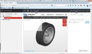 Die GrabCAD-Workbench hat Funktionen zur gemeinsamen Nutzung von CAD-Modellen (Bild Grabcad).