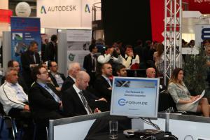 Spannende Vorträge erwarten die Besucher des CAE-Forums.