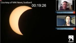 Die Sonnenfinsternis am 20. März - Naturschauspiel oder Risiko?