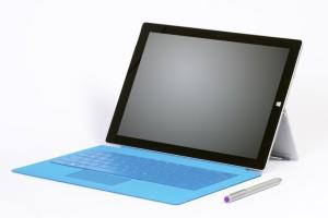 Tablet oder Laptop? Das Surface Pro 3 ist sehr wandelbar (Bild: Microsoft).