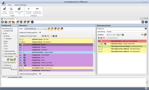 Im ModelProcessor lassen sich die Aktionen definieren, die auf ein Modell angewendet werden sollen.