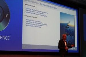 Dominique Moreau: Die Zertifizierung eines Flugzeugs mittels Simulation ist bald möglich.
