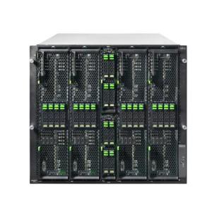 Der Fujitsu Primequest 2800 B2 mit acht CPU-Sockeln hat bis zu 12 TB sehr schnelles DDR4-RAM (Bild Fujitsu).