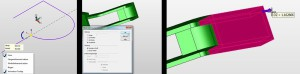 Das neue KeyCreator verfügt über zusätzliche Extrusionswerkzeuge (Bild: Key2Data).