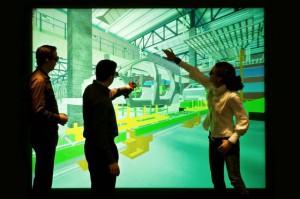 VR ist von der Konzeptplanung bis zur Hochlaufbetreuung nutzbar (Bild VDC).