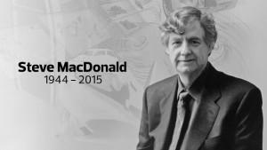 Steve McDonald von CD adapco ist letzte Woche verstorben.