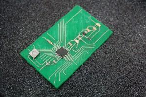 Gedruckte Schaltkreise - die Spezialität von Voxel8