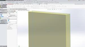 Die Fenster, in denen Features gesammelt werden (links in der Leiste) lassen sich vergrößern.