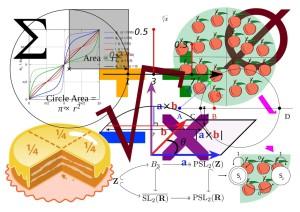 Mathematik steht in der Wahrnehmung der Ingenieursberufe oft zu weit vorn (Bild: www.pixabay.com, Gerd Altmann).