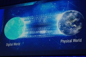 Die Digitalisierung ist eine unausweichliche Entwicklung (das Bild stammt von der PTC LiveWorx 2015).