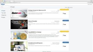 Der Onshape App Store ermöglicht es, dem CAD-System Zusatzfunktionen hinzuzufügen.