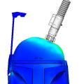 SolidWorks löst Star Wars-Rätsel: Woher kommt die Delle in Boba Fetts Helm