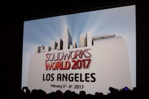 Die nächste SolidWorks World findet vom 05.-08.02.2017 in Los Angeles statt.